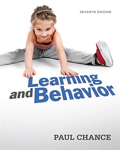 9781111832773: Learning and Behavior