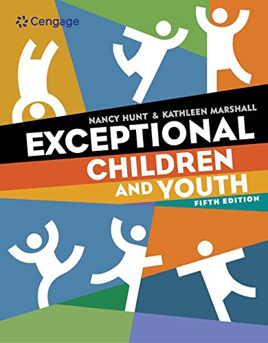 9781111833428: Exceptional Children and Youth