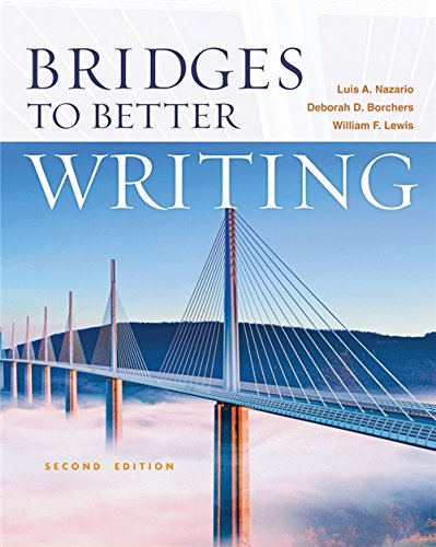 9781111833879: Bridges to Better Writing
