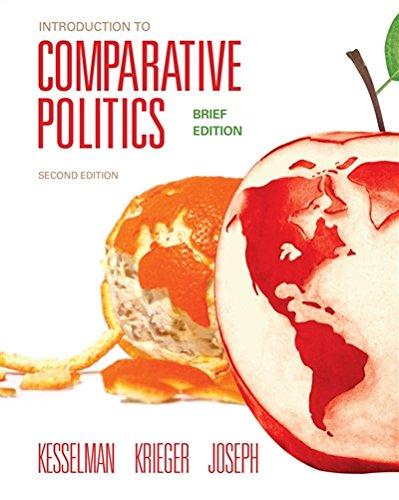 9781111834173: Introduction to Comparative Politics, Brief Edition