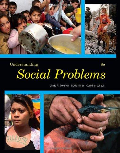 9781111834487: Understanding Social Problems
