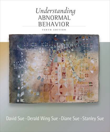 9781111834593: Understanding Abnormal Behavior (PSY 254 Behavior Problems and Personality)