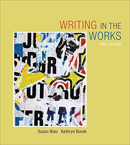 9781111834609: Writing in the Works