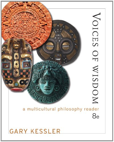9781111834678: Voices of Wisdom: A Multicultural Philosophy Reader