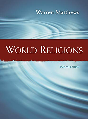 9781111834722: World Religions