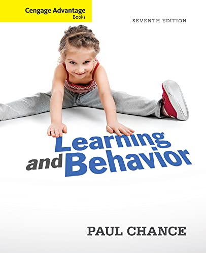 9781111834968: Cengage Advantage Books: Learning and Behavior