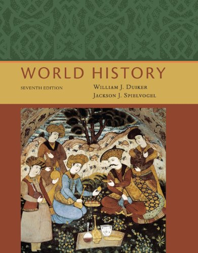 World History AP 7e by Duiker, Spielvogel: Cengage ...