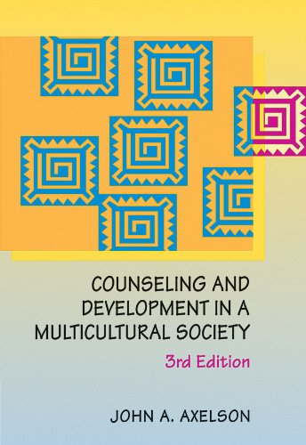 9781111836184: Counseling and Development in a Multicultural Society