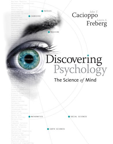 Discovering Psychology: The Science of Mind Discovering: Cacioppo, John T./