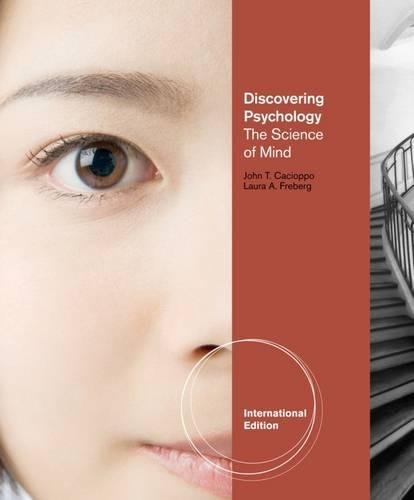 9781111836290: Discovering Psychology The Science of Mind