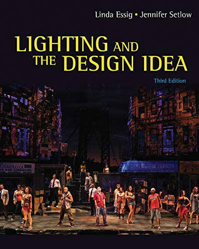 9781111836863: Lighting and the Design Idea (Wadsworth Series in Theatre)