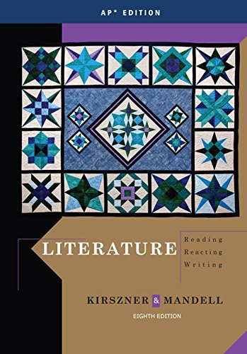 9781111836962: Literature: Reading, Reacting, Writing (AP Edition)