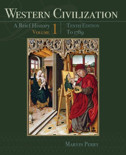9781111837204: Western Civilization: A Brief History, Volume I: To 1789