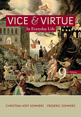 9781111837549: Vice and Virtue in Everyday Life