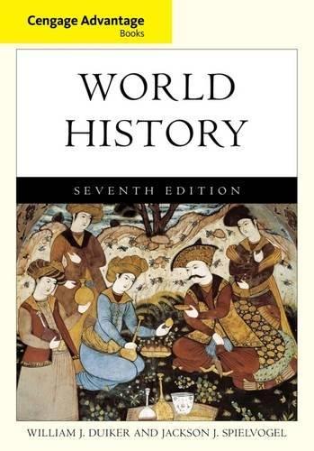 9781111837655: Cengage Advantage Books: World History, Complete