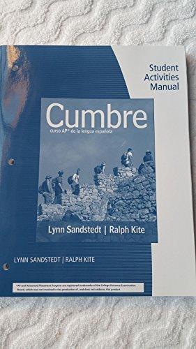 9781111838126: Sam Cumbre Ap ed