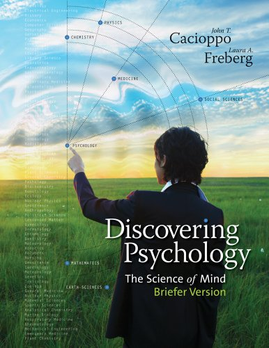 9781111838225: Cengage Advantage Books: Discovering Psychology: The Science of Mind, Briefer Version