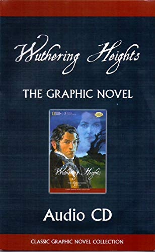 9781111838874: Wuthering Heights - Classical Comics Reader AUDIO CD ONLY