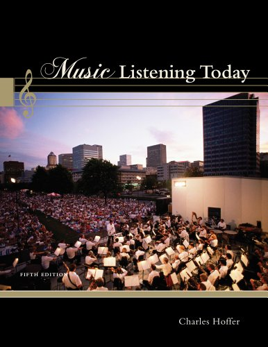 9781111839352: Music Listening Today (Book Only)