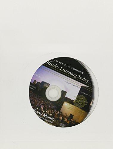 2 CD Set for Hoffer s Music Listening Today, 5th: Charles Hoffer