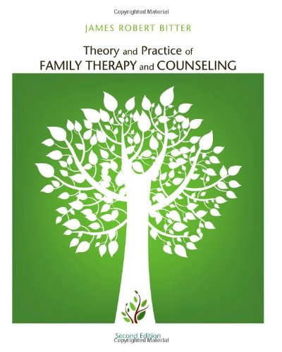 Theory and Practice of Family Therapy and: Bitter, James Robert
