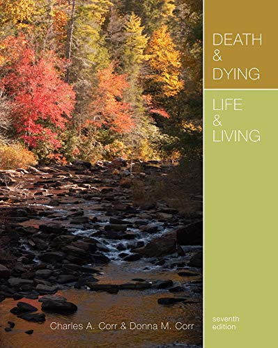 9781111840617: Death & Dying, Life & Living
