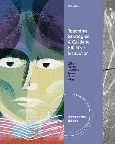9781111841225: Teaching Strategies: A Guide to Effective Instruction, International Edition