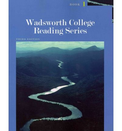 9781111841263: Wadsworth College Reading Series