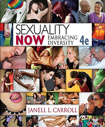 9781111841287: Cengage Advantage Books: Sexuality Now: Embracing Diversity