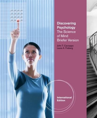 Discovering Psychology: The Science of Mind, Briefer: Freberg, Laura A.