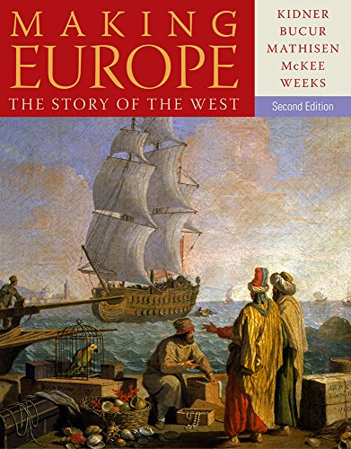9781111841317: Making Europe: The Story of the West