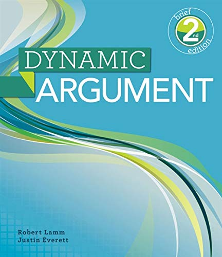 9781111841355: Dynamic Argument, Brief