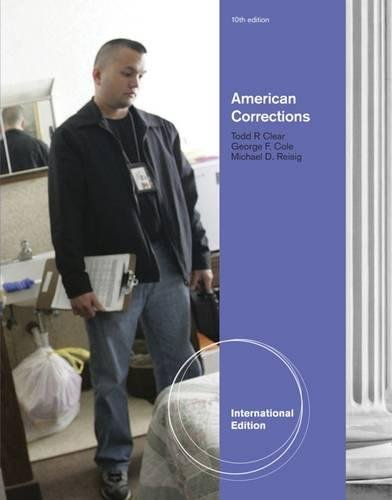 9781111841621: American Corrections