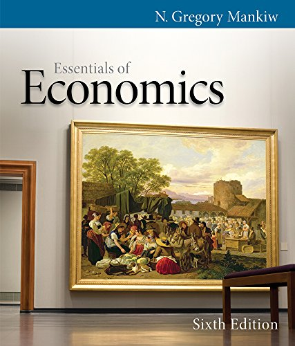 Bundle: Essentials of Economics, 6th + Global Economic Watch GEC Resource Center Printed Access Card (9781111869670) by N. Gregory Mankiw