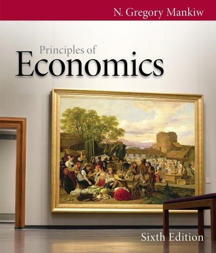 9781111869724: Bundle: Principles of Economics, 6th + Economics CourseMate with eBook Printed Access Card