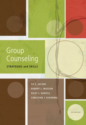Group Counseling: Strategies and Skills, 7th +