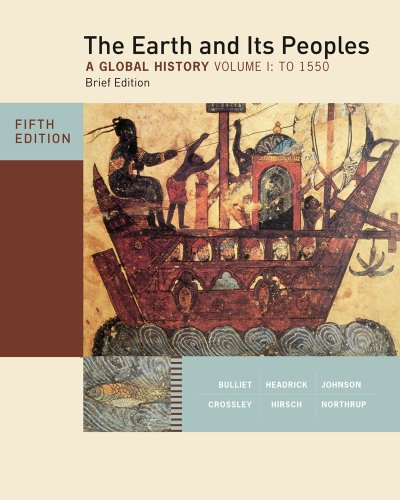 9781111870898: Bundle: The Earth and Its Peoples, Brief Edition, Volume I, 5th + History CourseMate with eBook, Wadsworth World History Resource Center, InfoTrac 1-Semester Printed Access Card
