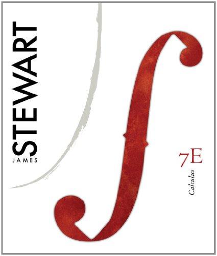 Bundle: Calculus, 7th + Math CourseMate Printed: Stewart, James