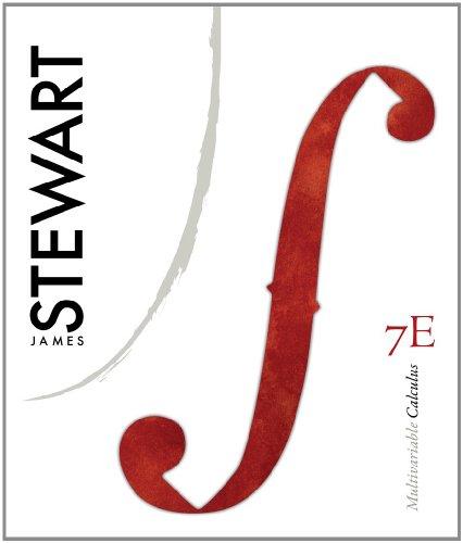 Bundle: Multivariable Calculus, 7th + Math CourseMate: Stewart, James