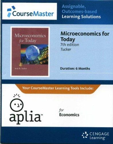 9781111931100: Microeconomics for Today 7th edition Aplia Access Code