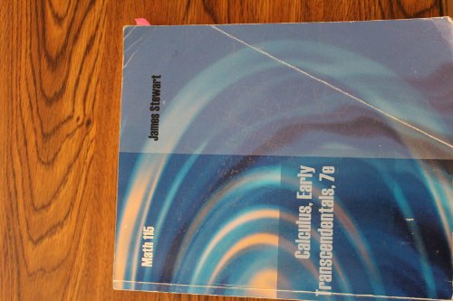 9781111953508: Calculus: Early Transcendentals
