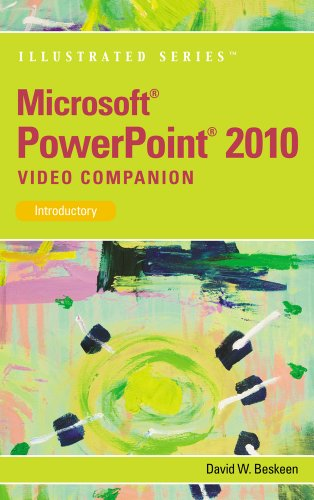 9781111970130: Video Companion DVD for Beskeen's Microsoft PowerPoint 2010: Illustrated Introductory