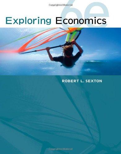 9781111970307: Exploring Economics