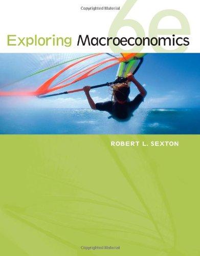 9781111970314: Exploring Macroeconomics