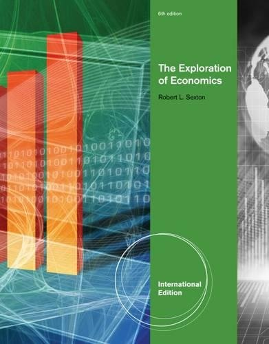 9781111970383: The Exploration of Economics