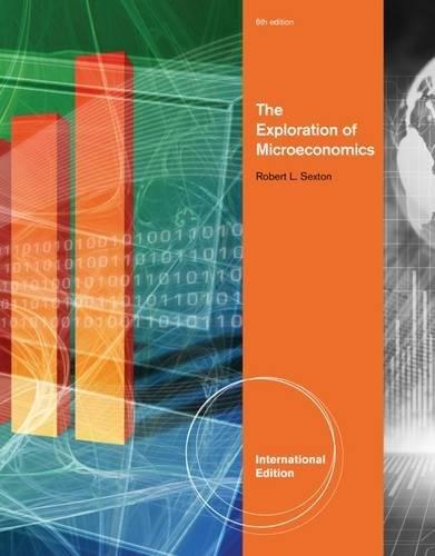 9781111970406: Exploring Microeconomics