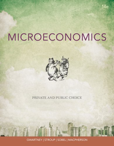 9781111970611: Microeconomics: Private and Public Choice