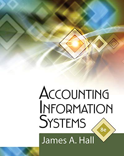 accounting information system james hall 8th edition free pdf