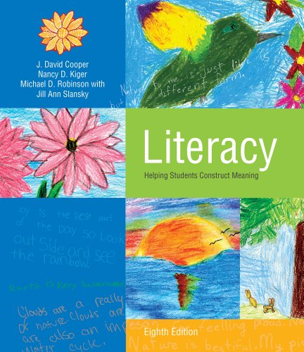 9781111974947: Bundle: Literacy: Helping Students Construct Meaning, 8th + Education CourseMate with eBook Printed Access Card