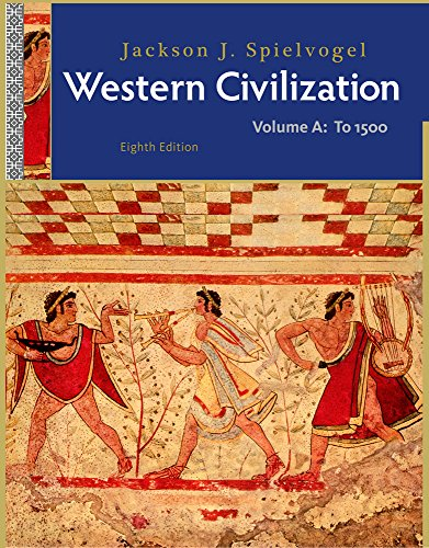 9781111975302: Bundle: Western Civilization: Volume A: To 1500, 8th + Wadsworth Western Civilization Resource Center, InfoTrac 2-Semester Printed Access Card